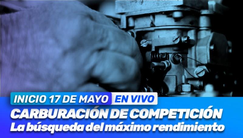 Carburación de competición. La búsqueda del máximo rendimiento